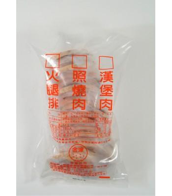 K03351-御品軒照燒豬肉堡20片/包