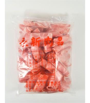 K03504-福田梅花豬肉片1kg/包