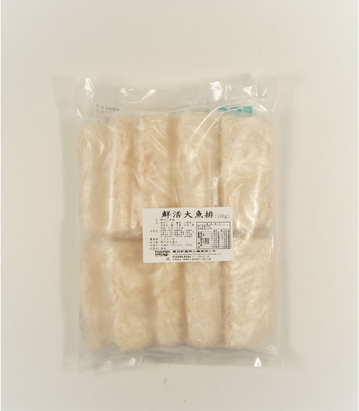 K05015-鮮活大魚排(1片約100克) 10片/包