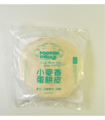 K06030-小麥香素白蛋餅皮30張/包