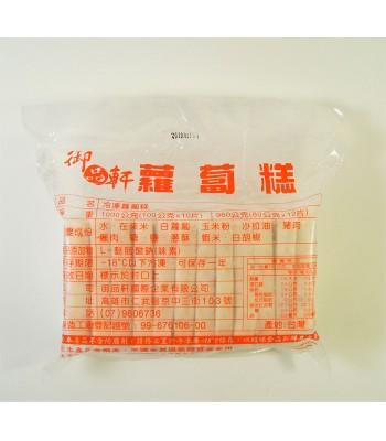 K06103-御品軒蘿蔔糕12片/包