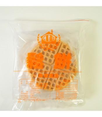 K07242-圓型 鬆餅堡 5片/包