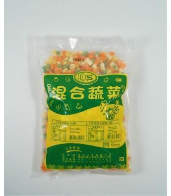 K07502-冷凍四色豆1kg/包