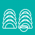 水餃鍋貼系列