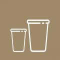 紙杯碗袋蓋